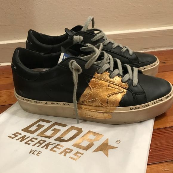 4098e6b61da6 Golden Goose Shoes - Golden Goose Deluxe Brand HI Star Limited Edition